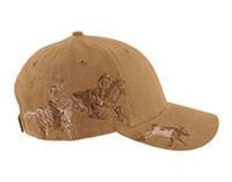 TEAM ROPING CAP DRI-DUCK
